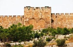 Eastern Gate Jerusalem