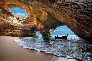 Cave & Beach