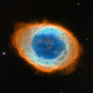 Nebula, the heavens