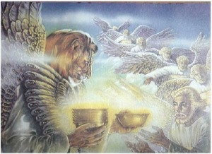 Revelation 15, 7
