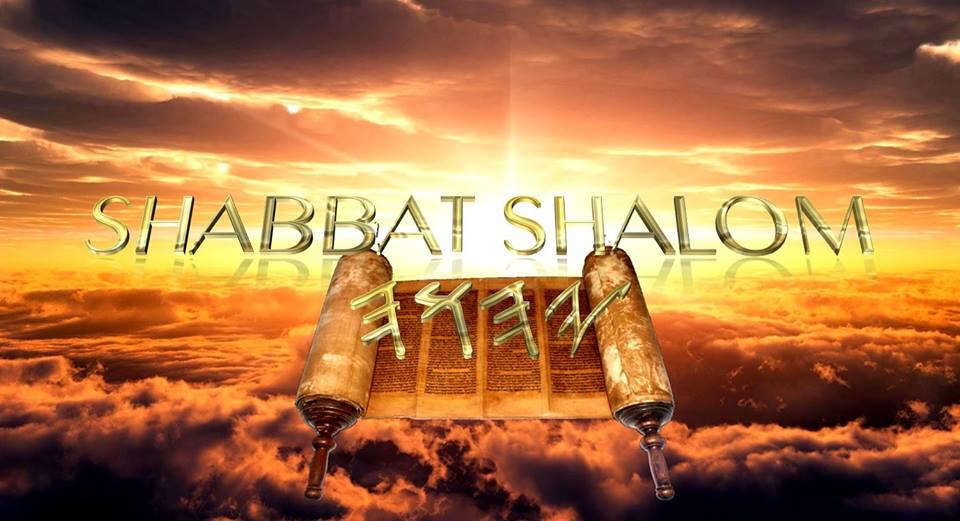 Shabbat Shalom Torah