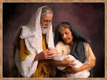 Abaraham Sarah and Benjamin