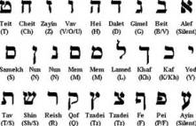 Hebrew alefabet - Copy