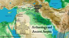 map_archaeology_assyria_shg