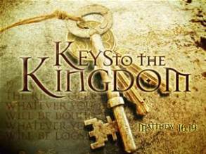 keys to kingdom