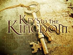 keys to kingdom