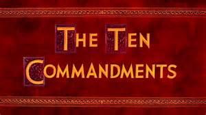 ten commandments 4