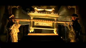 ark of covenant carried