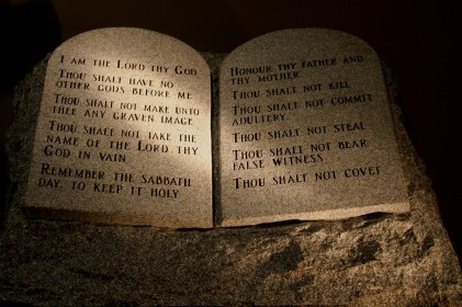 10-commandments-in-stone