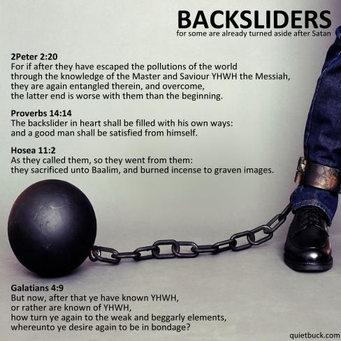 yhwh-backsliders