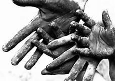 needy hands