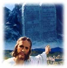 Points to 10 commandments