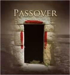 Passover blood
