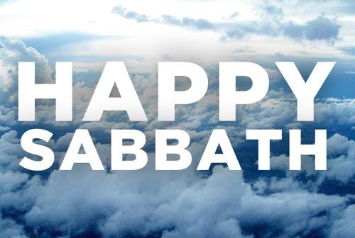 Sabbath in the clouds