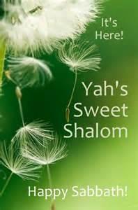 Sweet Shalom