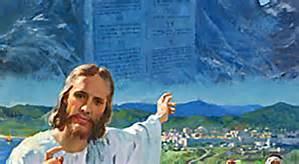 YHshua points to commandments