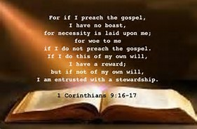 I am a steward in YHWH's truth not mine