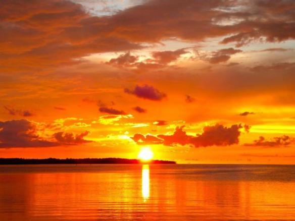Fl Keys sunset