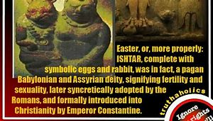 Pagan Easter History