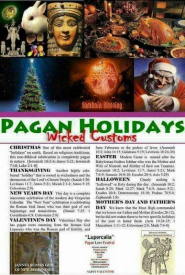Wicked Holidays in Pagan Roots