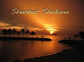 Shabbat sunset caribbean
