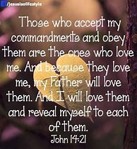 Love YH commandment love Me