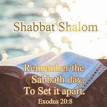 Sbbath day remember it