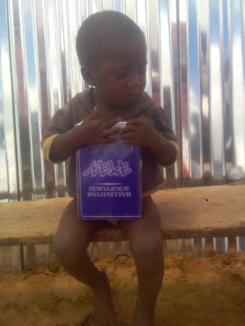 Baby n YHWH Bible