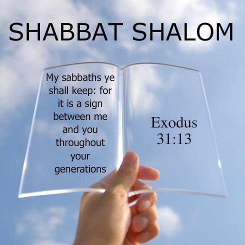 Invisible book Sabbath