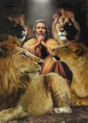 Daniel and Lions