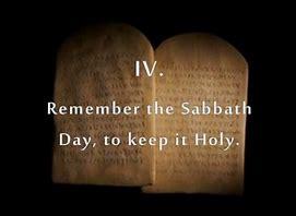 4th commandment