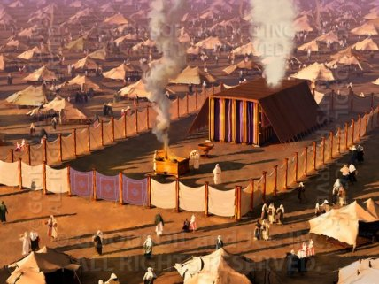 tabernacle and tribes