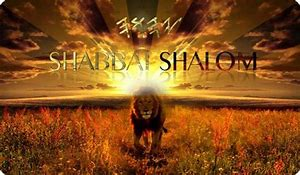 lion of Judah Sabbath