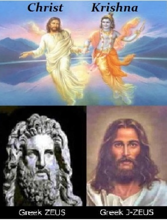 Zeus - iesous - crishna