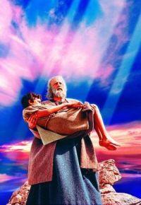 bible movie poster Abraham - Isaac