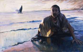Jonah's beaching