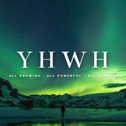 YHWH all knowing - etc
