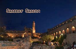 Jeru Shabbat Walls