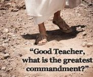 Good teacher greatest commandments
