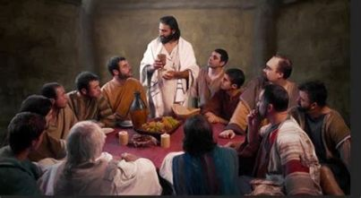 last supper yhshua