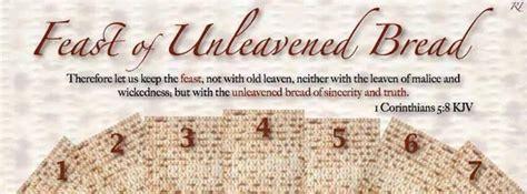 tdays unleavened bread